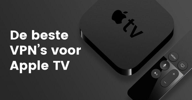 5 Beste Vpns Voor Apple Tv Bijgewerkt 2019