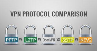 VPN protocol vergelijking: PPTP vs. L2TP vs. OpenV