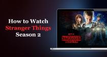 Hoe je seizoen 2 van Stranger Things overal kunt bekijken