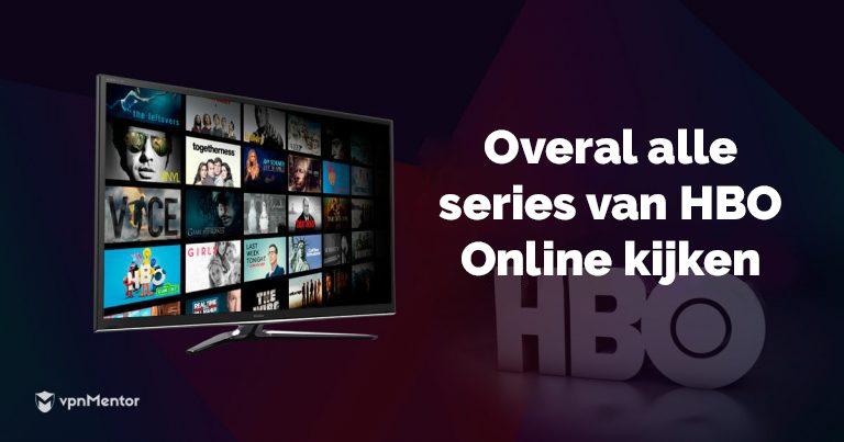 HBO series kijken