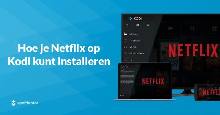 Netflix op Kodi installeren