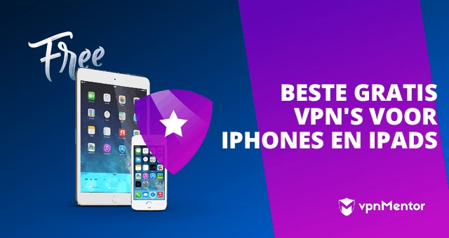 beste gratis VPN iPhone
