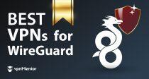 De beste VPN's die WireGuard ondersteunen [Bijgewerkt 2021]